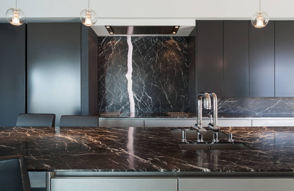 Los mármoles en la decoración del hogar