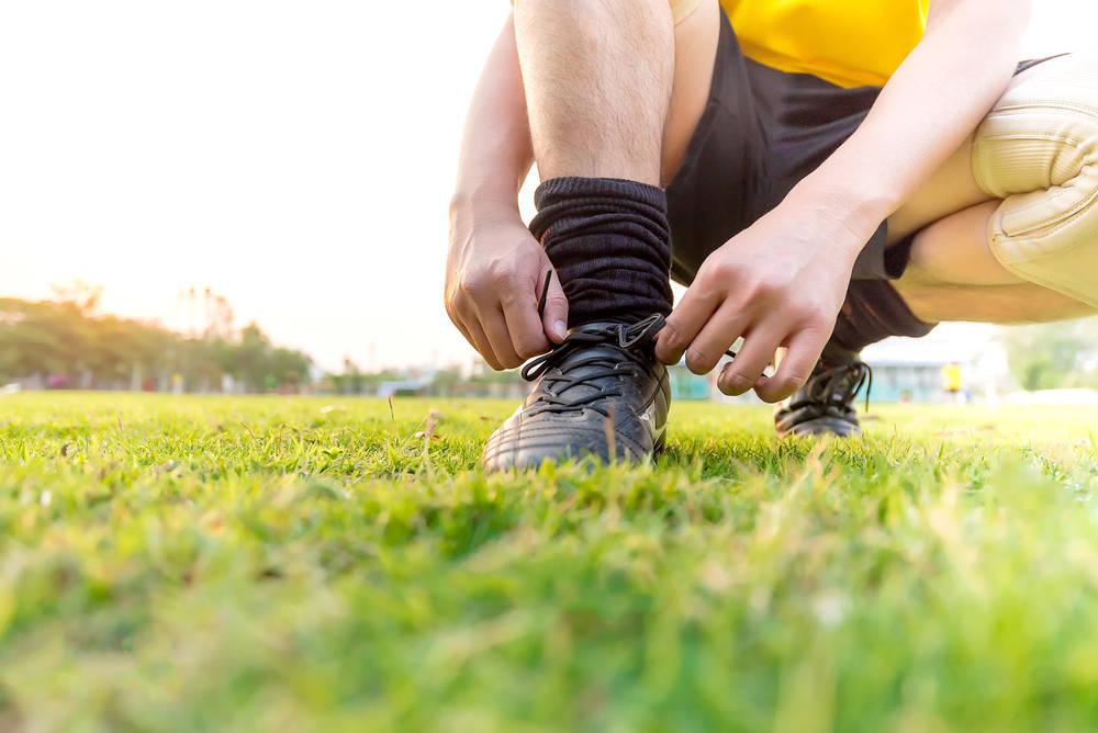 Equipación deportiva desde casa