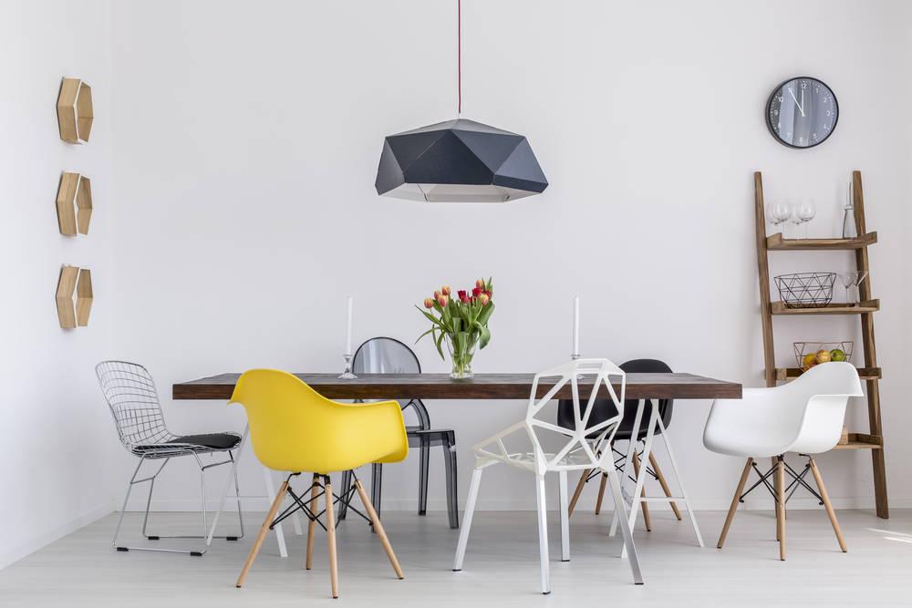 La importancia de la elección de una buena silla en función de su uso o ubicación