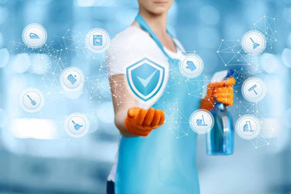La red, un apoyo para apostar por la limpieza e higiene en tiempos del coronavirus